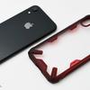 iPhoneXRに移行。ケースはRingke Fusion-Xに。