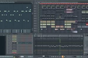 m1dyが使うFL Studio 20 〜第1回:レイアウトのカスタマイズとスピードコアのキック制作術