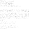 Viandeに届いたspam#21: UAEの中の人からの詐欺メール その2