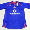 ユニフォーム 531枚目 マンチェスターユナイテッド 2005-2006シーズン アウェイ用 半袖
