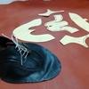 革選びは靴づくりの醍醐味!