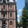 赤煉瓦のある風景『三菱一号美術館』丸の内ブリックスクエア