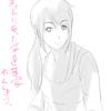 【68】 12/4「気分転換に模写したり手を練習したり」