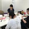 昨日は手描きPOP体験講座〜(^-^)/