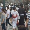 祇園祭に行ってきました。