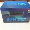 INTEL NUC ベアボーン BXNUC10I7FNH を買った! 購入編(BXNUC10I5FNH BXNUC10I3FNH の方も参考に)