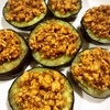 【自家製】夏バテ中の採れたて野菜、満たされごはん
