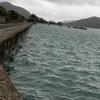 今日の海 2021年7月24日(土) まだまだ台風・・・ノロノロ