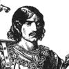 ランスロットのモデル人物を探る その1:ランスロットの父バン王の実在人物を調べた