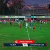 Bチーム: アウェイでのオルビア戦に 1-1 で引き分け、勝点1を獲得するに留まる