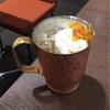 上島珈琲店のオレンジミルク珈琲