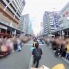 『コスプレパレードが1000人ってヤバない?』ストリートフェスタのパレードの360度はこちら!(リコーシータ撮影)