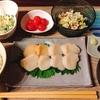 味付き数の子アレンジサラダとホタテのお刺身(^o^)丿