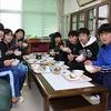 校長室会食⑫ クラブ(最終) 5・6年家庭教育学級:奉仕活動