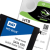SSDは高いけど早いし耐衝撃性も良いし...それでもHDDを選ぶのは理由があるのですよ (^^♪