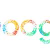 まるでイカ祭り?Googleロゴがホーリー祭に!
