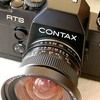 カメラ・カメラ・カメラ CONTAX RTS II