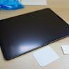 iPad Pro 11インチにも、やっぱり紙のような描き心地のペーパーライク保護フィルム(ELECOM製)が最高。