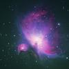 新コントローラー テスト M42 オリオン大星雲