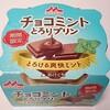 森永乳業「チョコミント とろりプリン」は濃厚チョコとミントの爽やかさが楽しめるプリン!