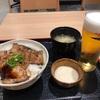 【グルメNo.18】西武秩父駅前温泉 祭の湯の丼屋炙りの炙り豚味噌丼〜とろろ添え〜