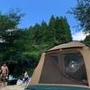 夏といえば川キャンプ!ヤマメも釣れましたww