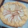 りんごの型なしタルト&りんごのウイスキー