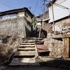 下関市 : 伊崎町 階段巡り