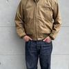 """今年の冬の寒さ凌ぎは、BUZZ RICKSON'S/バズリクソンズ2021年 秋冬新作!!! BR14960 ハンドペイントが特徴的な""""タンカースジャケット""""で快適に過ごしましょう☆"""