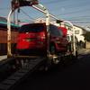 さいたま市西区から車検切れの外車をレッカー車で廃車の出張引き取りしました。