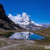 逆さマッターホルンが拝めるゴルナーグラート~ローテンボーデンのハイキング【スイス・ツェルマット観光おすすめ情報】