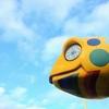 亀の形をした亀まみれの駅!【亀甲駅】@美咲町