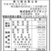 株式会社クラブネッツ 第13期決算公告