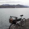 自転車でプチアウトドアラーメン