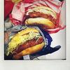 マクドナルドの「宮崎名物チキン南蛮バーガー」と「名古屋名物みそカツバーガー」を食べました。
