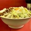 【ラーメン二郎桜台駅前店 】平日昼限定で食べれる二郎の油そば!