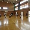 夏休みの部活動⑤ バスケットボール部女子