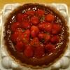 3月のサンクドノア:新鮮イチゴのタルト
