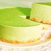 【カロリーオフ】めっちゃ簡単!『豆腐の抹茶レアチーズ風ケーキ』の作り方