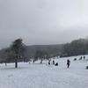 ☆雪が降ったのでそり滑り!