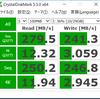 UHS-IIカードの最高速テスト