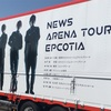 NEWS ARENA TOUR 2018 EPCOTIA 4/21(土)福岡 ※ネタバレ