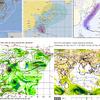 【台風情報】大型で非常に強い台風24号は平成29年台風18号と似た進路に!九州地方に上陸後本州を縦断か!?気象庁・米軍・ヨーロッパ・NOAA・韓国の進路予想は?台風の卵も3個存在!!