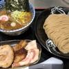 425. 濃厚豚骨魚介つけ麺+柏幻霜ポーク全部乗せ@松戸富田麺伴(KITTE丸の内):とみ田の味をあまり並ばずに楽しむことができるようになるなんて…!