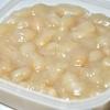 豊洲の「茂助だんご」で豆きんとん。