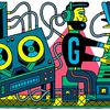 エレクトロニック ミュージック スタジオ(ドイツ)の設立66周年がGoogleロゴに