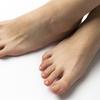 足の裏の人差し指、中指の付け根の痛み