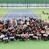 上海のテニスサークルが集うテニス大会(GRID2)に参加しました。そして感動の展開へ!!