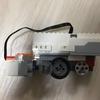 レゴでプラレール上を走る電車を作った