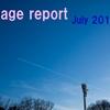 陸マイラー1年でどれくらい貯まる? 月末マイル報告